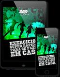 E-BOOK EXERCÍCIOS PARA FAZER EM CASA